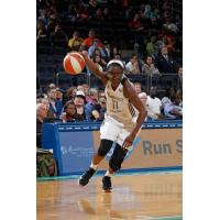 Essence Carson of the New York Liberty