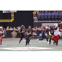 Terence Moore of the Orlando Predators