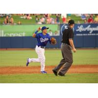 Ronald Torreyes of the Tulsa Drillers