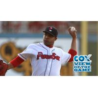Pawtucket Red Sox Pitcher Edwin Escobar