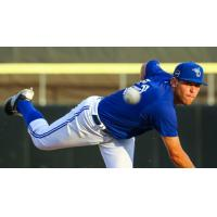 Dunedin Blue Jays Pitcher Conor Fisk