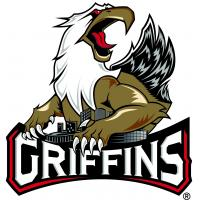 Grand Rapids Griffins New Primary Logo