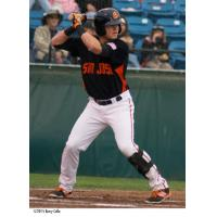 San Jose Giants Shortstop Christian Arroyo