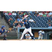 Ryon Healy of the Midland RockHounds