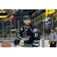 Florida Everblades Forward Matt Marquardt
