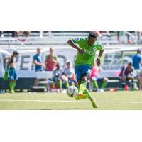 Seattle Sounders FC 2 Forward Myron Samuel