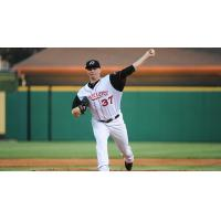 Arkansas Travelers Pitcher Sean Newcomb