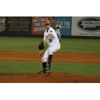 Greeneville Astros Pitcher Andrew Thome