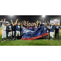 Trenton Thunder Celebrate 2013 Eastern League Championship