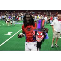New Orleans VooDoo WR Roger
