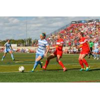 Chicago Red Stars in Action