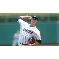 Lakewood BlueClaws Pitcher Will Morris