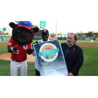 Buffalo Bisons Sign Mayor Byron Brown's City of Buffalo 'Opportunity Pledge'