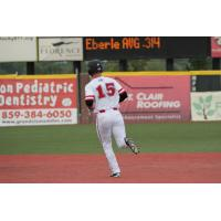 Sam Eberle of the Florence Freedom