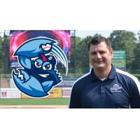Lakewood BlueClaws General Manager Chris Tafrow