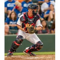 Fort Myers Miracle Catcher and Utility Player Alex Swim
