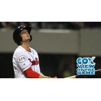 Jonathan Roof of the Pawtucket Red Sox