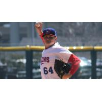 Buffalo Bisons Pitcher Chad Jenkins