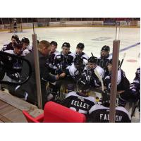 Lone Star Brahmas Huddle
