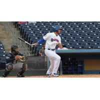 Matt Olson of the Midland RockHounds