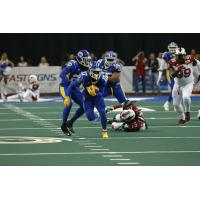 Kendrick Ings of the Tampa Bay Storm