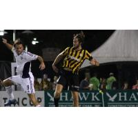 Charleston Battery Defender Shawn Ferguson