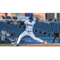 Midland RockHounds Pitcher Sean Manaea