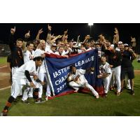 Bowie Baysox Celebrate Eastern League Championship