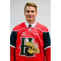 Halifax Mooseheads Forward Timo Meier