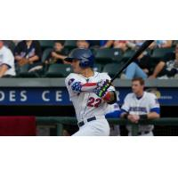 Rockland Boulders Outfielder/Catcher Joe Maloney