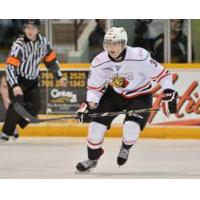 Owen Sound Attack Forward Brett Hargrave