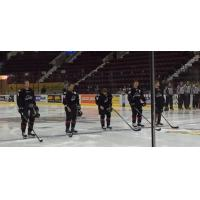 Lake Erie Monsters Lineup