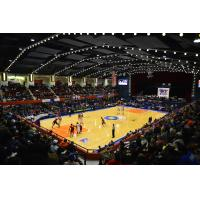 Westchester County Center, Home of the Westchester Knicks