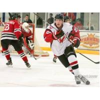 Tucker DeYoung of the Aberdeen Wings