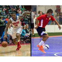 Grand Rapids Drive and Grand Rapids ABK Futsal and Latican Sports