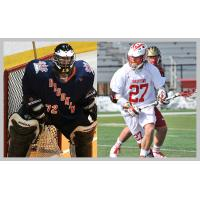 Rochester Knighthawks Signees Lukas Coote and Mike Melnychenko