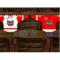 Port Huron Prowlers Jersey Design
