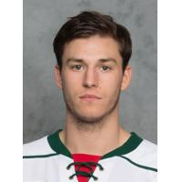 Forward Tanner Eberle of the Quad City Mallards