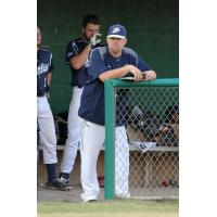 Brazos Valley Bombers Head Coach Curt Dixon