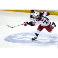 Hartford Wolf Pack Forward Nick Tarnasky