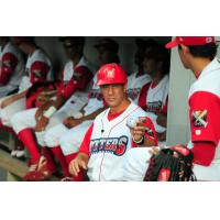 Former Williamsport Crosscutters Manager Mickey Morandini