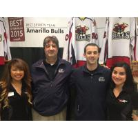 Amarillo Bulls Front Office Staff