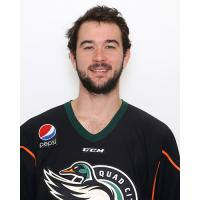 Quad City Mallards goaltender Steve Michalek