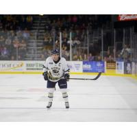 Sioux Falls Stampede Captain Parker Tuomie