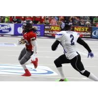 Sioux Falls Storm Wide Receiver Mike