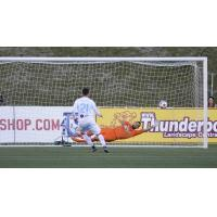 Christian Ramirez of Minnesota United Scores against the Ottawa Fury