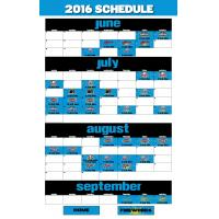 Hudson Valley Renegades 2016 Schedule