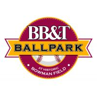 BB&T Ballpark at Historic Bowman Field Logo