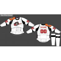 Portland Pirates Star Wars Jersey