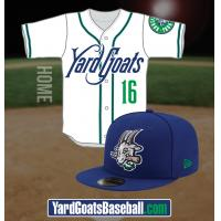 Hartford Yard Goats Home Uniforms